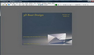 Wooden Sailboat Plans [A Professional Wooden Boat Design Software Package] 13